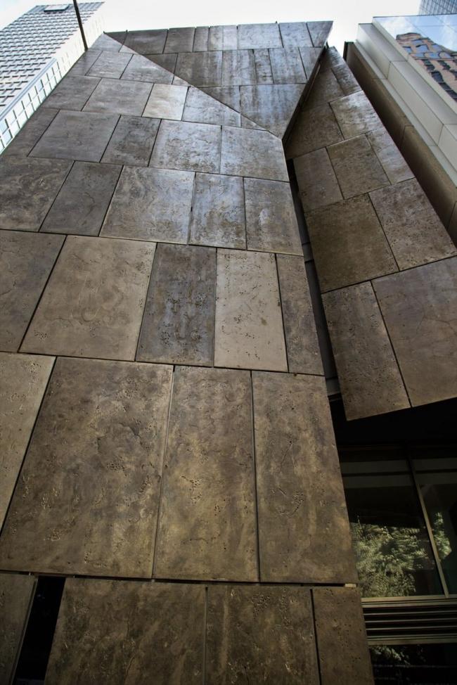 Бывшее здание Музея народного искусства © Chiara Marinai