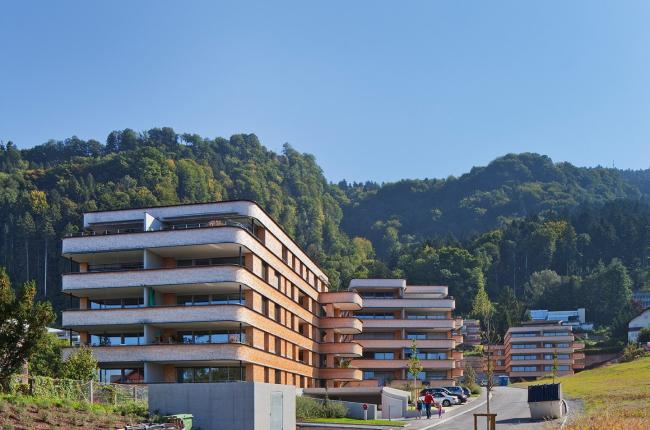 Жилой комплекс Siedlung © Eduard Hueber