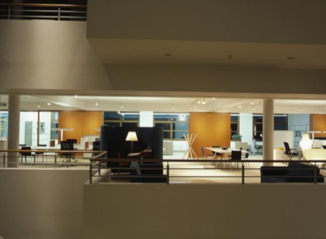 Vitra Center - штаб-квартира компании Vitra. Фото: Eric Laignel © Vitra (www.vitra.com)