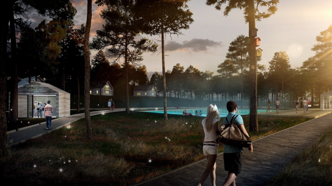 «Пионер-Курорт» близ Ярославля © anOtherArchitect & TDI