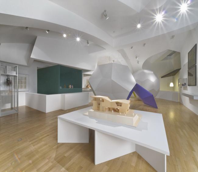 Музей дизайна Vitra. Вид выставки Рудольфа Штайнера. Фотограф Thomas Dix © Vitra Design Museum 2011