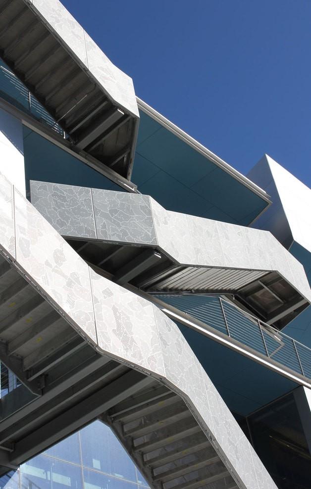 Спортивный центр Кэмпбелла Колумбийского университета © Chris Mcvoy