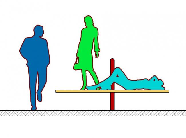 Проект Quorum. Инсталляция. Автор: Михаил Топоров. Иллюстрация предоставлена организаторами конкурса.