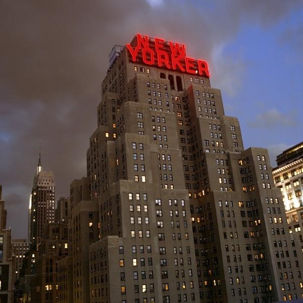 Нью-Йорк. Фото © Marcus Koppen
