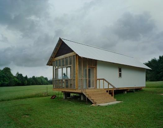 Rural Studio и Обернский университет. Дом за $20 000 VIII. Ньюберн, штат Алабама, 2009. Фото © Timothy Hursley
