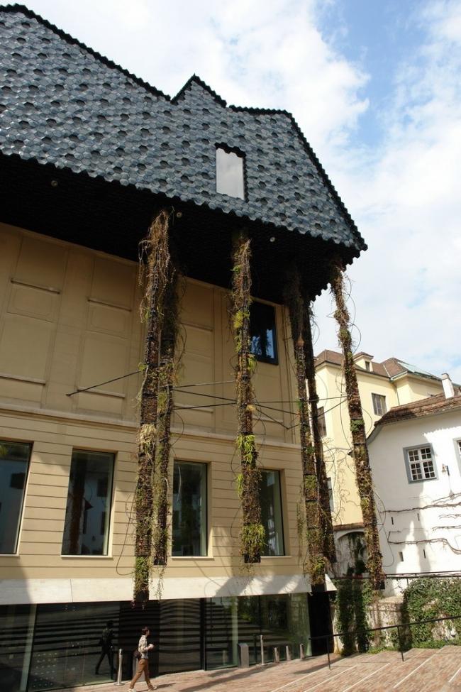 Herzog & de Meuron. Музей культур в Базеле. Фото Нины Фроловой