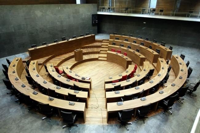 Парламент провинции Наварра © José Manuel Cutillas
