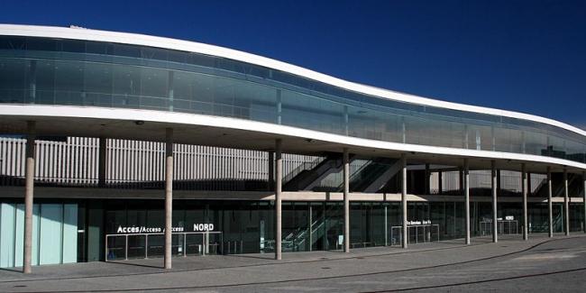 Выставочный комплекс Fira 2. Фото: Jorge Franganillo via Wikimedia Commons. Лицензия CC-BY-3.0