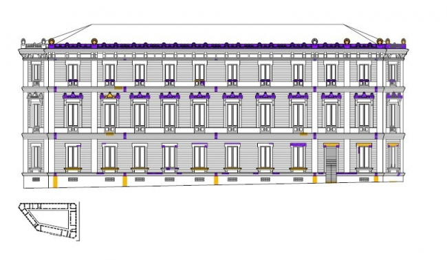 Парламент провинции Наварра © Otxotorena Arquitectos