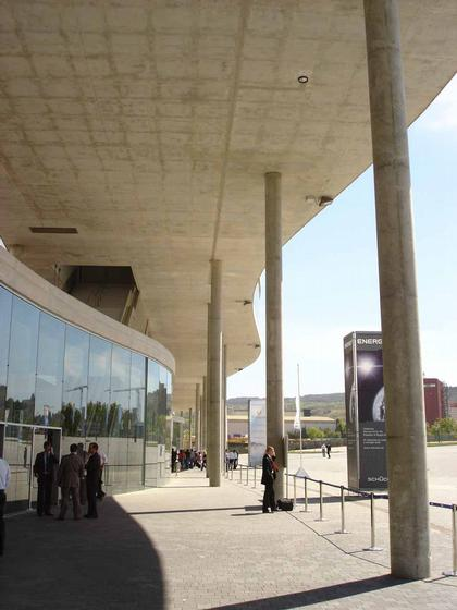 Выставочный комплекс Fira 2