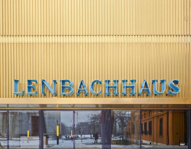 Музей Ленбаххаус. Постоянная инсталляция  Lenbachhaus Томаса Деманда. Фото: Lenbachhaus Städtische Galerie im Lenbachhaus und Kunstbau, München. VG Bild-Kunst Bonn, 2013
