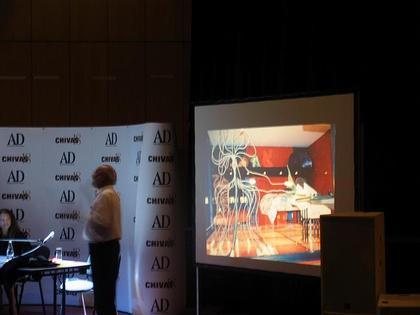 «Московская комната» Гаэтано Пеше была показана в гостинице «Москва» незадолго до сноса ее подлинного здания