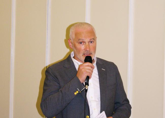 Станислав Пошвыкин. Фотография Аллы Павликовой