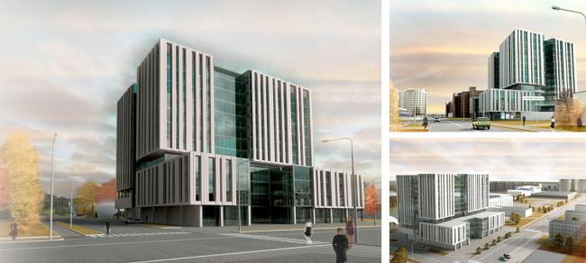 Офисный центр «Центурион» в Одинцово