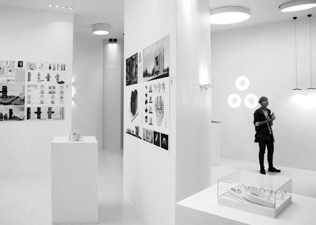 Выставка конкурса «Авангард». Фотография Ю.Тарабариной