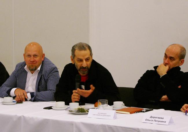 Левон Айрапетов. Фотография А. Павликовой