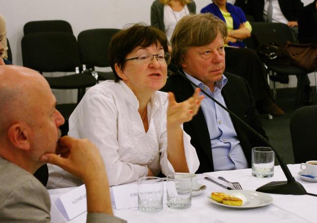 Елена Гонсалес и Василий Бычков. Фотография А. Павликовой