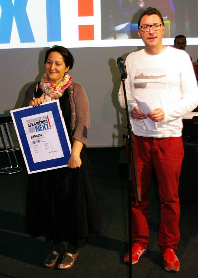Юлия Зинкевич и Алексей Муратов. Фотография А. Павликовой