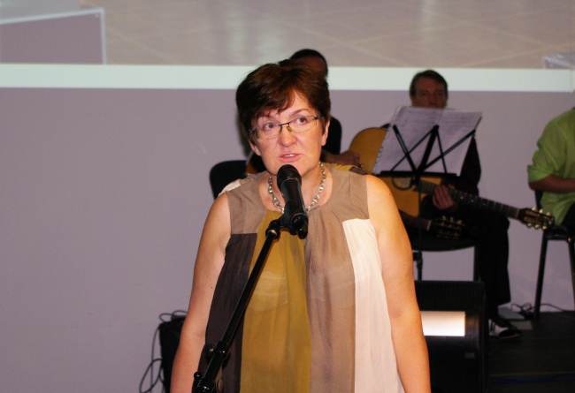 Елена Гонсалес. Фотография А. Павликовой
