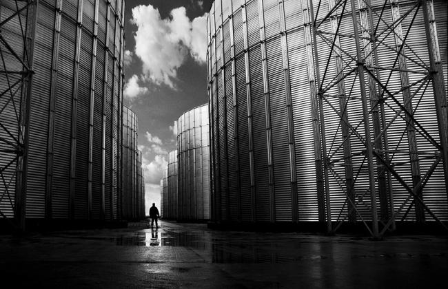 Фотоконкурс: современная архитектура. Автор: Константин Толоконников. Фотография: pinwin.ru