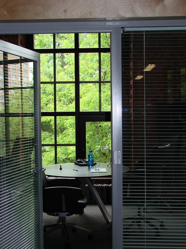 """Штаб-квартира компании """"Яndex"""". Прекрасная атмосфера и зелень в центре Москвы"""