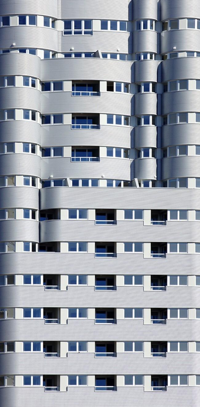 Жилой комплекс Solar Tower © Jose Hevia