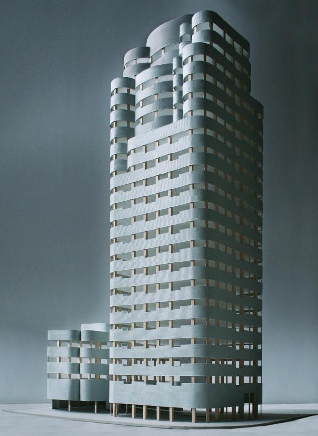 Жилой комплекс Solar Tower