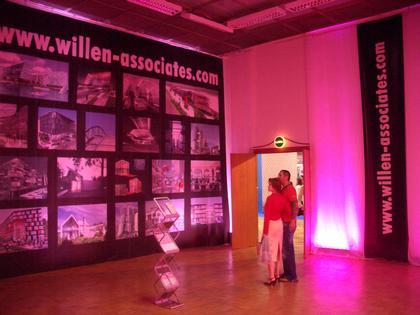 Стенд мастерской Виллен Ассошиейтс Архитектен / Willen Associates Architecten