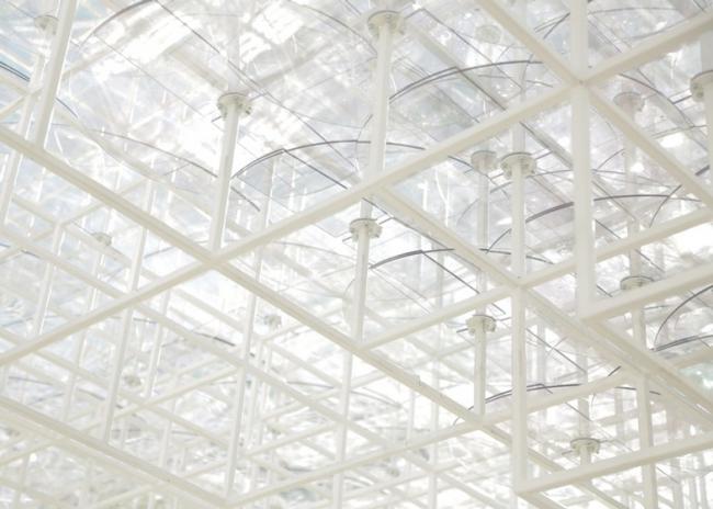 Летний павильон галереи Серпентайн 2013 © Dezeen