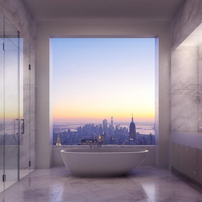 Небоскреб 432 Park Avenue © dbox for CIM Group & Macklowe Properties