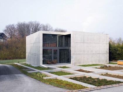 Mueller Schmid Landschaftsarchitekten. Сад жилого дома в Визенгрунд, Мёрикен © Hannes Henz