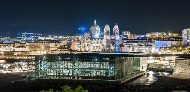 Музей цивилизаций Европы и Средиземноморья - MUCEM © © Lafarge Media Library – Charles Plumey-Faye (photographer)