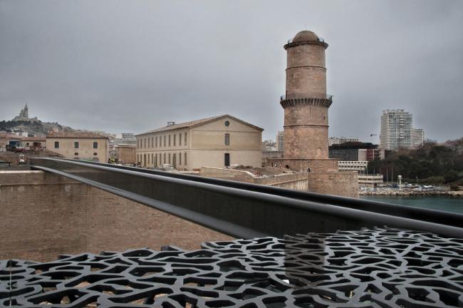 Музей цивилизаций Европы и Средиземноморья - MUCEM © Lisa Ricciotti