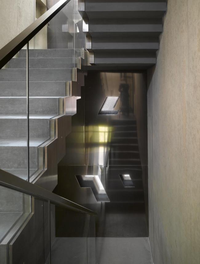 Музей архитектурного рисунка © Roland Halbe. Предоставлено SPEECH Чобан&Кузнецов