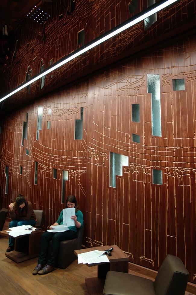 Музей архитектурного рисунка © Нина Фролова