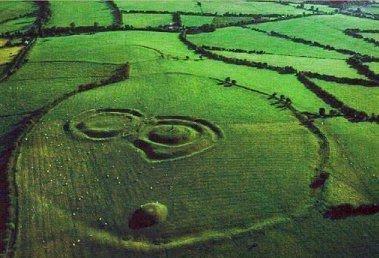 Холм Тара в Ирландии