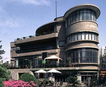 Общественное здание 1930-х гг. Шанхай