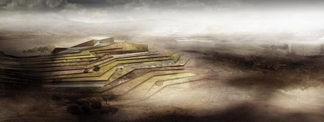 Музей Палестины © heneghan peng architects