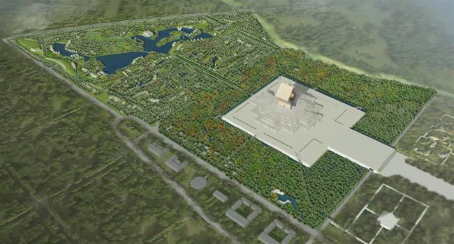 Дзенский центр медитации храма Фамэньсы © OAC