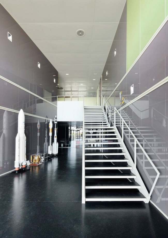 Штаб-квартира компании Hispasat © José Hevia