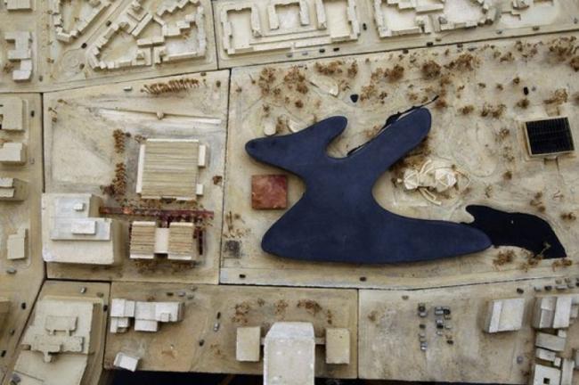 Новое здание Музея искусств округа Лос-Анджелес LACMA © Gary Friedman / Los Angeles Times