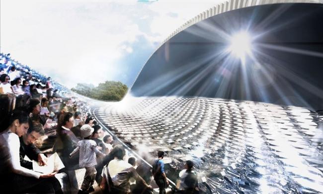 Музей Альберта Эйнштейна в Иерусалиме © Foster + Partners
