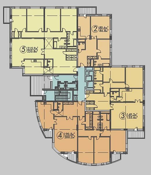 Жилой дом во 2-м Тружениковом переулке
