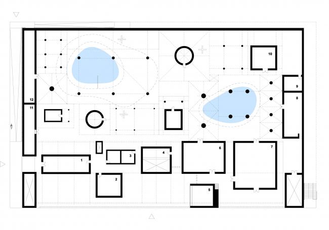 План. Баня атмосферных явлений. Проект Максима Зуева