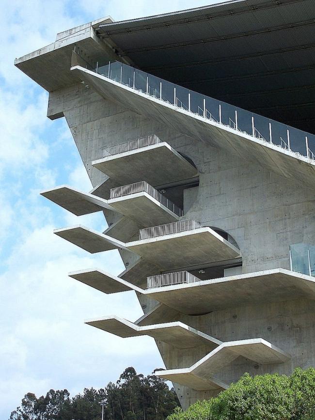 Стадион в Браге. Фото © Carlos Coutinho