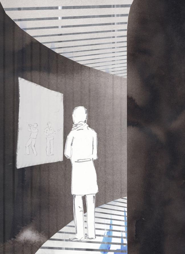 Воображариум как выставочное пространство. Проект Юлии Арнаутовой
