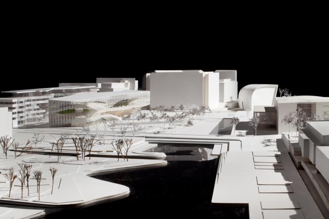 3-я премия. Проект Kasi бюро Verstas Architects © VERSTAS Arkkitehdit Oy
