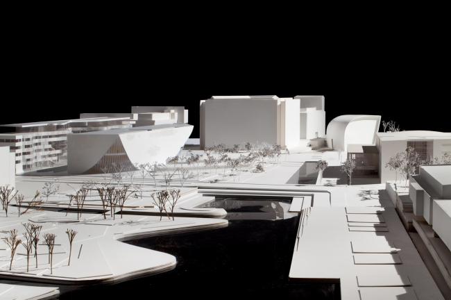 3-я премия. Проект Liblab бюро Playa Architects © Playa Arkkitehdit Oy