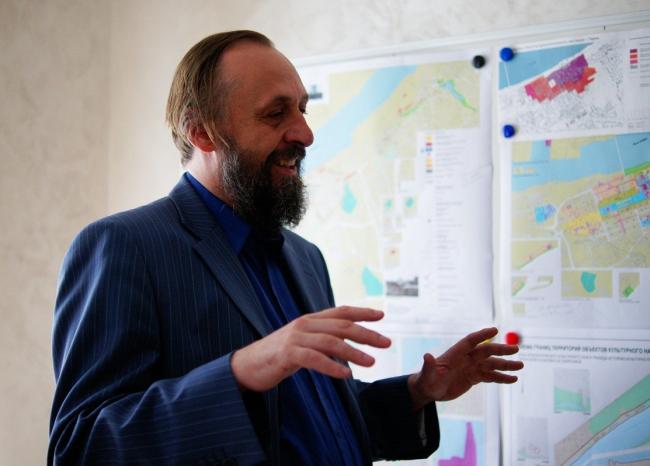 Александр Ложкин. Фотография: properm.ru