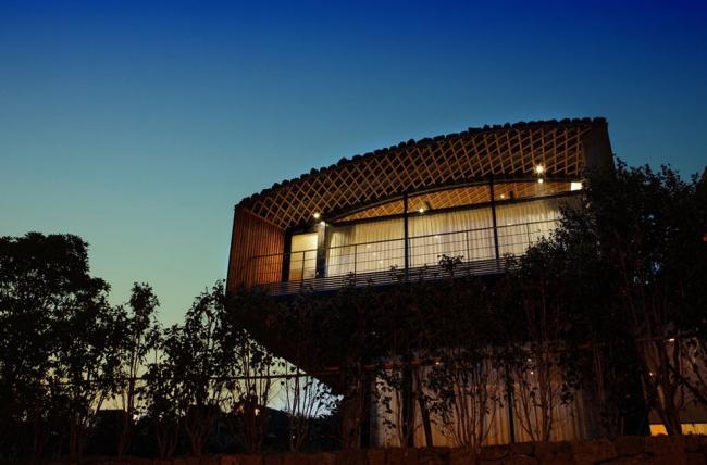 Жилой комплекс Jeju Ball © Kengo Kuma & Associates